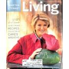 Cover Print of Martha Stewart Living, January 2001