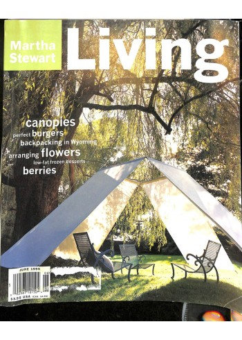 Cover Print of Martha Stewart Living, June 1995