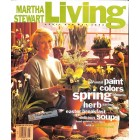 Martha Stewart Living, April 1992