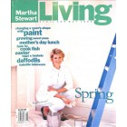 Martha Stewart Living, April 1993