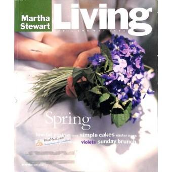 Martha Stewart Living, April 1994
