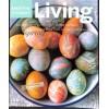 Martha Stewart Living, April 2003