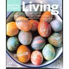 Martha Stewart Living Magazine, April 2003