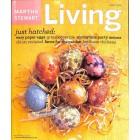 Martha Stewart Living Magazine, April 2004