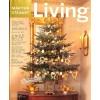Martha Stewart Living, December 2001