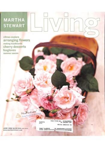 Martha Stewart Living, June 1998
