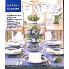 Martha Stewart Living, April 1998