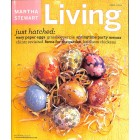 Martha Stewart Living, April 2004