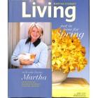 Martha Stewart Living, April 2005