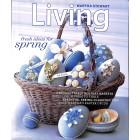 Martha Stewart Living, April 2006