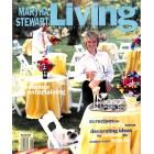 Martha Stewart Living, August 1992