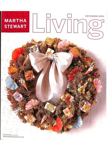 Martha Stewart Living, December 2002