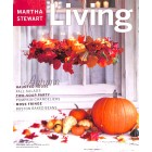 Martha Stewart Living, October 2022