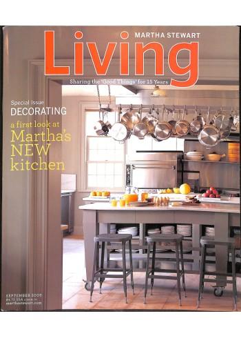 Martha Stewart Living, September 2006