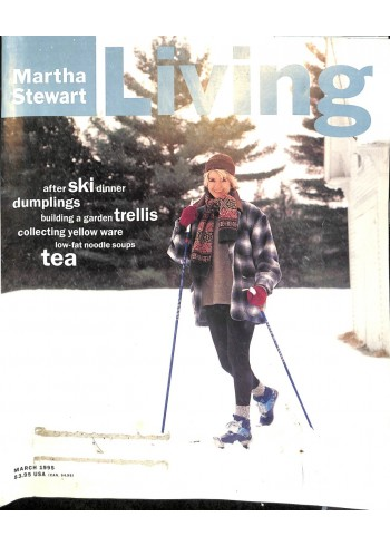 Cover Print of Martha Stewart Living, March 1995
