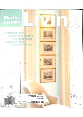 Cover Print of Martha Stewart Living, May 1997