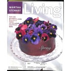 Cover Print of Martha Stewart Living, May 1998