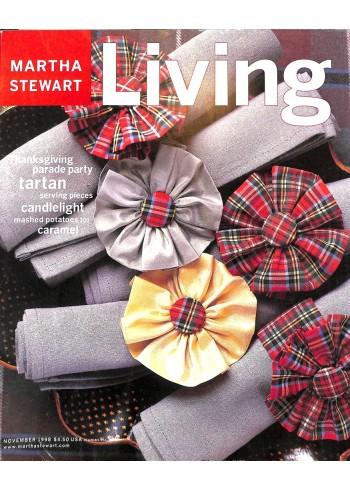 Cover Print of Martha Stewart Living, November 1998