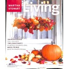 Cover Print of Martha Stewart Living, October 2000