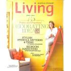 Cover Print of Martha Stewart Living, September 2008