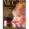 Cover Print of McCalls, April 1962