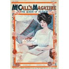 McCalls, August, 1907. Poster Print. Tittle.