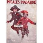 McCalls, January, 1913. Poster Print.