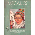Cover Print of McCall's, January 1937
