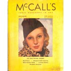 Cover Print of McCall's, November 1937