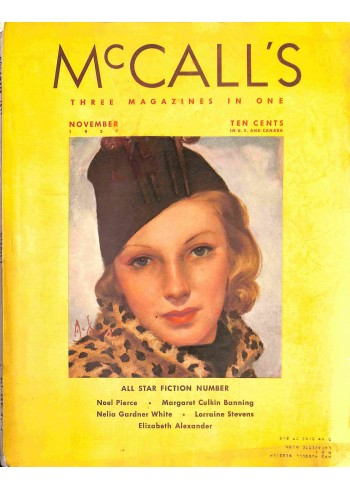 McCall's, November 1937