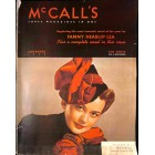 Cover Print of McCall's, November 1938