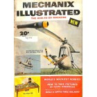 Cover Print of Mechanics Illustrated, April 1954