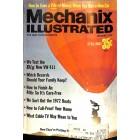 Cover Print of Mechanics Illustrated, January 1972