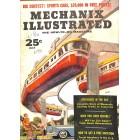 Cover Print of Mechanics Illustrated, June 1956