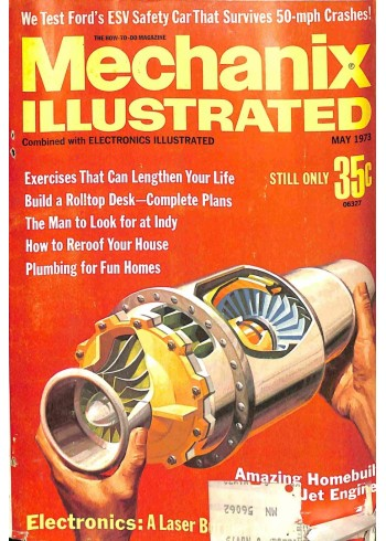 Mechanix Illustrated, May 1973