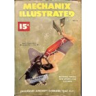 Cover Print of Mechanix Illustrated, July 1951