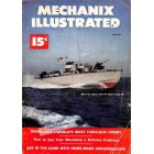 Cover Print of Mechanix Illustrated, October 1951