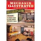Cover Print of Mechanix Illustrated, September 1955