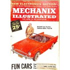 Mechanix Illustrated, April 1960