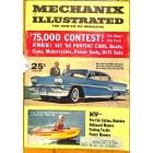 Mechanix Illustrated, January 1958