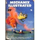 Mechanix Illustrated Magazine, April 1951