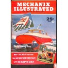 Mechanix Illustrated Magazine, April 1956