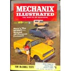 Mechanix Illustrated Magazine, April 1961