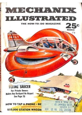 Mechanix Illustrated, March 1957