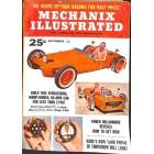 Mechanix Illustrated, September 1956
