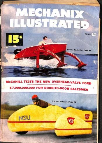 Mechanix Illustrated, April 1952