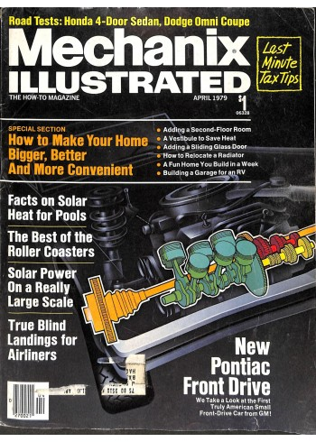 Mechanix Illustrated, April 1979