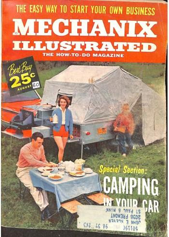 Mechanix Illustrated, August 1960
