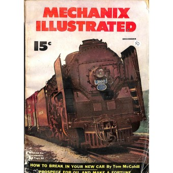 Mechanix Illustrated, December 1950
