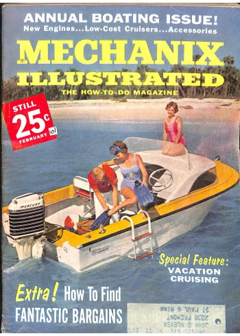 Mechanix Illustrated, February 1961